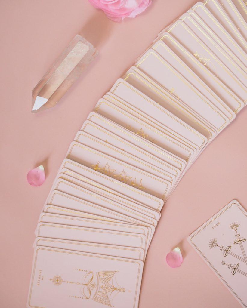 Photo of Kristine Fredheim's Soul Cards Tarot Deck